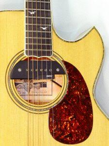 Waver Guiter Pcikup ウェーバーギター用ピックアップNEW ACOUSTIC PICKUP BLEND SYSTEM